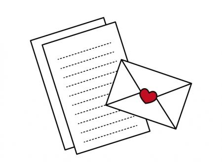 感動する手紙
