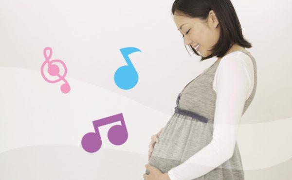 胎教寝かしつけソング出産祝い